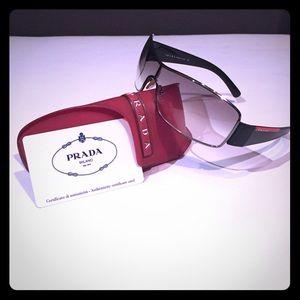 Prada Accessories - Prada Sunglasses - Authentic - Made in Italy
